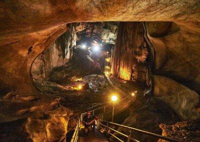 كهف عمره 400 مليون سنة في ماليزيا (20)