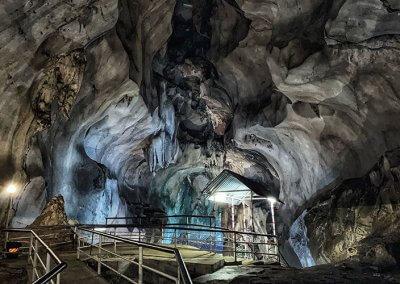 كهف عمره 400 مليون سنة في ماليزيا (6)