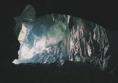 كهف عمره 400 مليون سنة في ماليزيا (7)