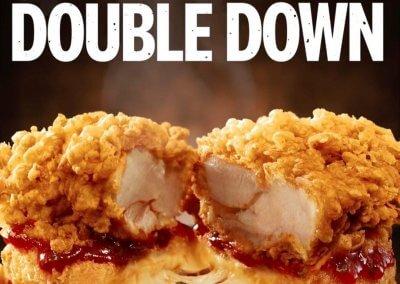 لقد خدعنا KFC كنتاكي ماليزيا بوجباته (10)