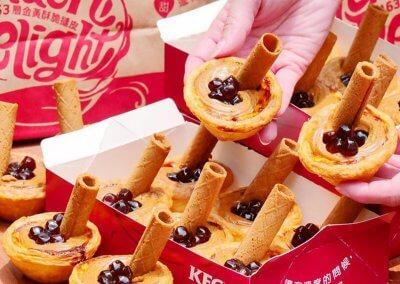 لقد خدعنا KFC كنتاكي ماليزيا بوجباته (20)