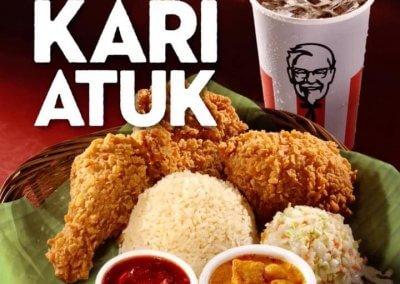 لقد خدعنا KFC كنتاكي ماليزيا بوجباته (29)