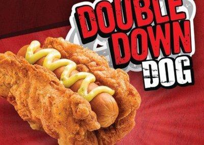 لقد خدعنا KFC كنتاكي ماليزيا بوجباته (7)