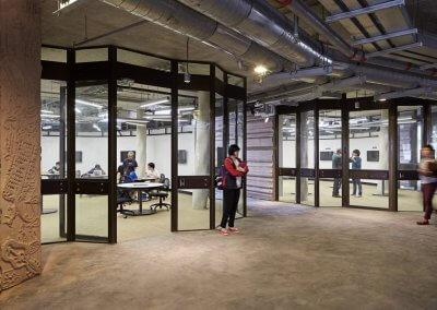 مبنى الخلية في جامعة نانيانغ السنغافورية (18)