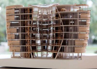 مبنى الخلية في جامعة نانيانغ السنغافورية (26)