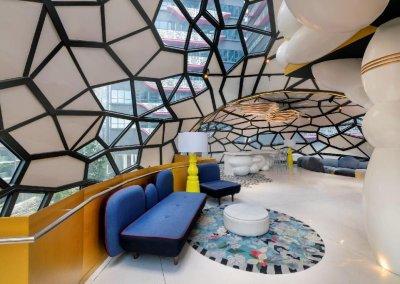 مجمع آرت بلص السكني في امبانج Arte Plus (10)