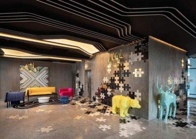 مجمع آرت بلص السكني في امبانج Arte Plus (16)