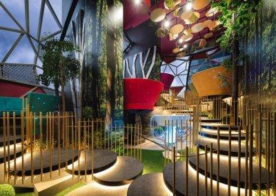 مجمع آرت بلص السكني في امبانج Arte Plus (19)