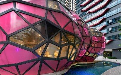 مجمع آرت بلص السكني في امبانج Arte Plus