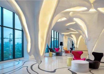مجمع آرت بلص السكني في امبانج Arte Plus (20)