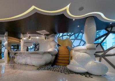 مجمع آرت بلص السكني في امبانج Arte Plus (24)