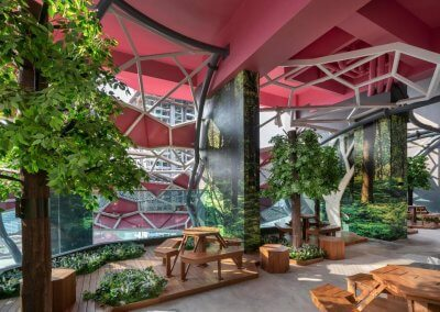 مجمع آرت بلص السكني في امبانج Arte Plus (26)