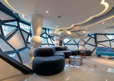 مجمع آرت بلص السكني في امبانج Arte Plus (27)
