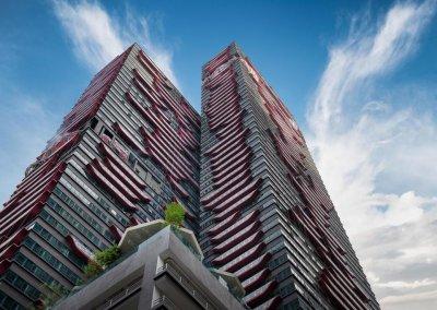 مجمع آرت بلص السكني في امبانج Arte Plus (30)