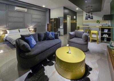 مجمع آرت بلص السكني في امبانج Arte Plus (31)