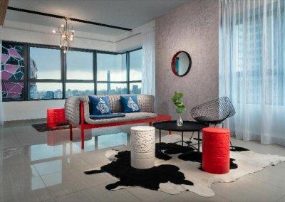 مجمع آرت بلص السكني في امبانج Arte Plus (37)