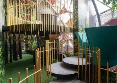 مجمع آرت بلص السكني في امبانج Arte Plus (39)