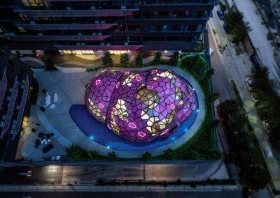 مجمع آرت بلص السكني في امبانج Arte Plus (40)