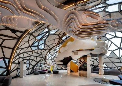 مجمع آرت بلص السكني في امبانج Arte Plus (6)