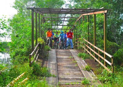 Day Ride at Paya Indah Wetlands