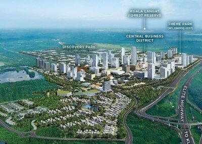 مدينة العاب Gamuda Cove سيابرجايا (8)