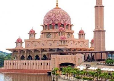 مسجد بوترا في ماليزيا (10)