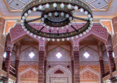 مسجد بوترا في ماليزيا (11)