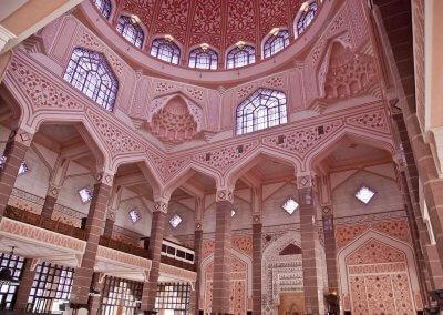 مسجد بوترا في ماليزيا (12)