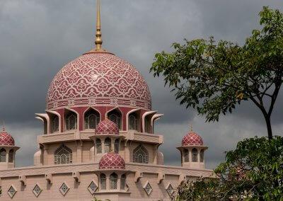 مسجد بوترا في ماليزيا (13)