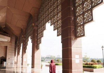 مسجد بوترا في ماليزيا (14)