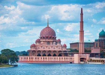مسجد بوترا في ماليزيا (18)