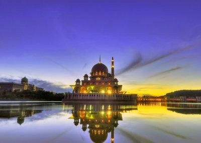 مسجد بوترا في ماليزيا (19)