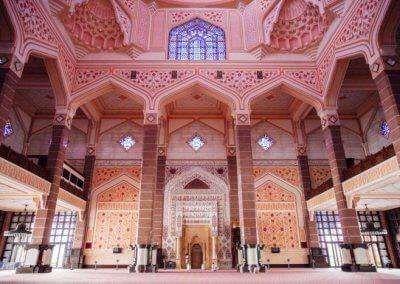 مسجد بوترا في ماليزيا (21)
