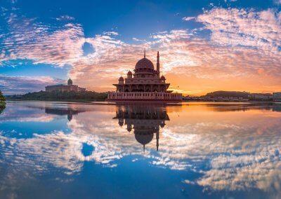 مسجد بوترا في ماليزيا (5)