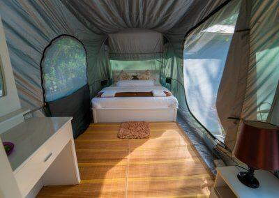 مكان جديد لمحبي التخييم في الغابات (4)