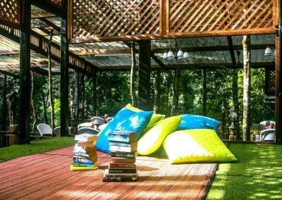 مكان جديد لمحبي التخييم في الغابات (9)
