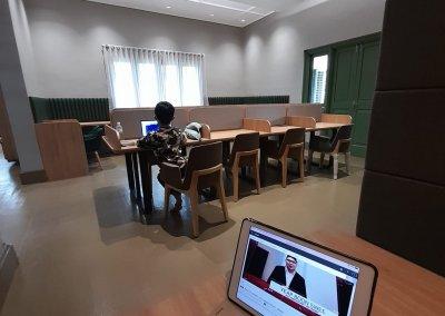 مكتبة قدح الرقمية في الور ستار (10)