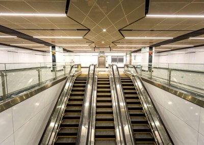 نظره على اول قطار MRT بطول 51 كيلو متر (1)