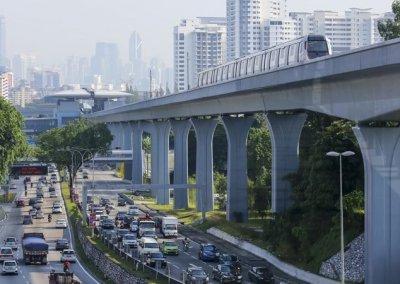 نظره على اول قطار MRT بطول 51 كيلو متر (13)