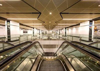 نظره على اول قطار MRT بطول 51 كيلو متر (15)