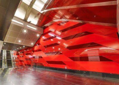 نظره على اول قطار MRT بطول 51 كيلو متر (2)