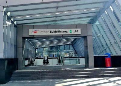 نظره على اول قطار MRT بطول 51 كيلو متر (26)