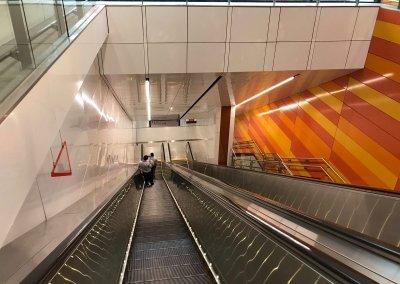 نظره على اول قطار MRT بطول 51 كيلو متر (28)