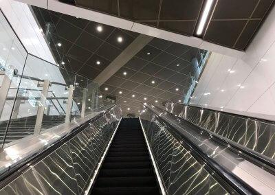 نظره على اول قطار MRT بطول 51 كيلو متر (8)