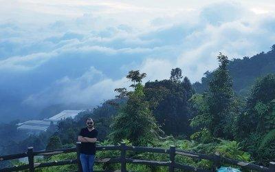هل ترغب ان تأخذ صورة احترافية فوق الغيوم ؟