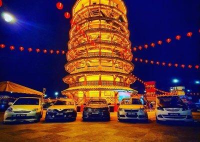 هل تعلم ان ماليزيا لديها برج بيزا المائل ايضا (1)