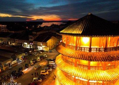 هل تعلم ان ماليزيا لديها برج بيزا المائل ايضا (10)