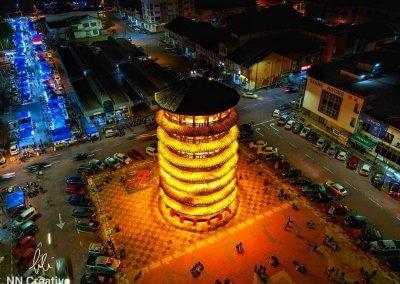هل تعلم ان ماليزيا لديها برج بيزا المائل ايضا (14)