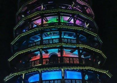 هل تعلم ان ماليزيا لديها برج بيزا المائل ايضا (5)