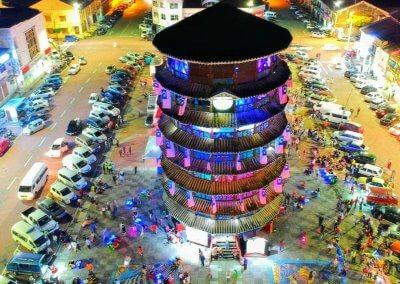هل تعلم ان ماليزيا لديها برج بيزا المائل ايضا (6)